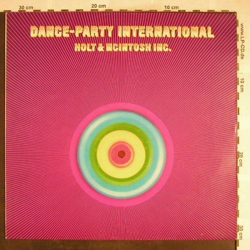 Holt & McIntosh: Dance-Party International, ALCO(A 2002), D,  - LP - H6637 - 6,00 Euro