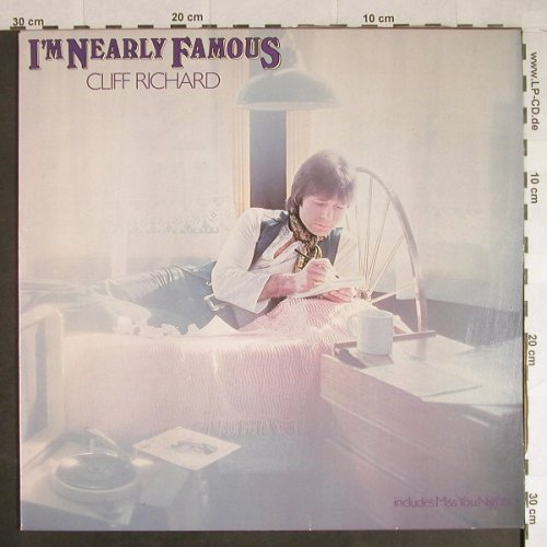 Richard,Cliff: I'm Nearly Famous, EMI(C 062-06 084), D, 1976 - LP - H670 - 6,00 Euro