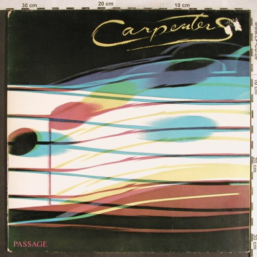 Carpenters: Passage, Foc, m-/vg+, AM(AMLK 64703), NL, 1977 - LP - H6944 - 4,00 Euro