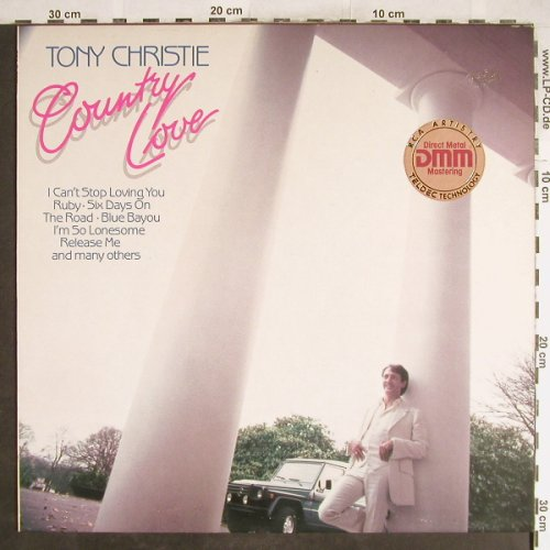 Christie,Tony: Country Love, RCA(PL 28530), D, 1983 - LP - H6979 - 6,00 Euro