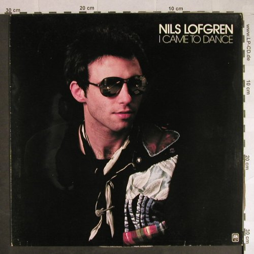 Lofgren,Nils: I Came To Dance, m-/vg+, AM(28 566 XOT), NL, 1977 - LP - H709 - 4,00 Euro