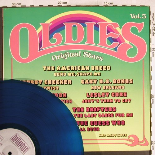 V.A.Oldies Vol.3: American Breed...The Association, Bellaphon(250-07-006), D,bl.vinyl,  - LP - H7187 - 5,00 Euro