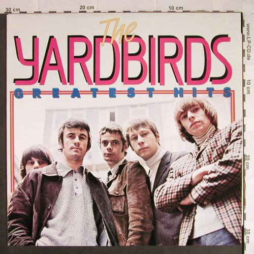 Yardbirds: Greatest Hits, FUN(9008), NL,  - LP - H719 - 5,00 Euro
