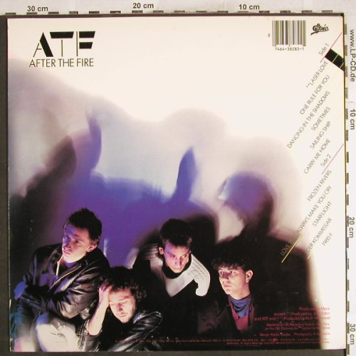 After The Fire: ATF, Epic(FE 38282), US, 1982 - LP - H7313 - 6,00 Euro