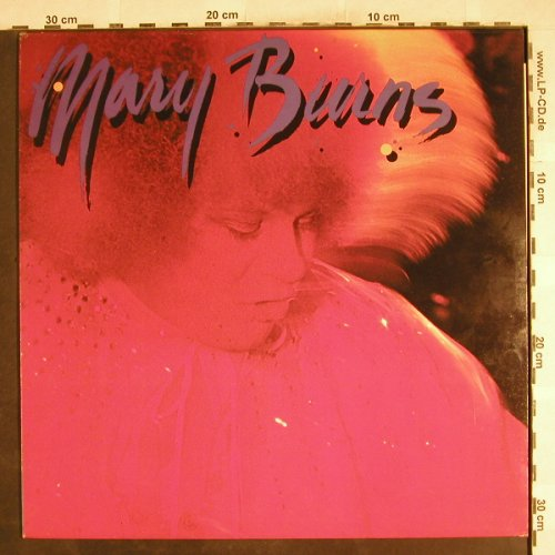 Burns,Mary: Same, CBS(CBS 84390), NL, 1980 - LP - H7340 - 6,00 Euro