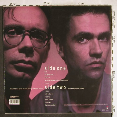 Ambitious Lovers: Lust, Elektra(7559-60981-1), D, 1990 - LP - H7343 - 4,00 Euro
