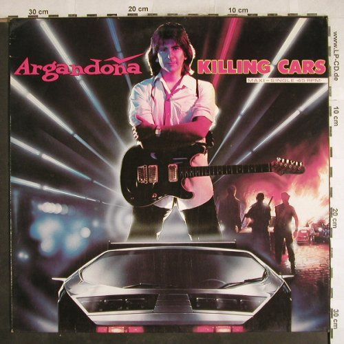 Argandona: Killing Cars / People In Love, EMI(14 7133 6), D, 1986 - 12inch - H7374 - 1,00 Euro