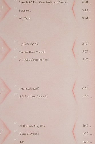 Aromabar: Milk & Honey, INFRACom!(IC 080), , 2001 - 2LP - H7377 - 9,00 Euro