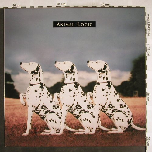 Animal Logic: Same, Promo-Stol, Virgin(209 928), D, 1989 - LP - H7385 - 5,00 Euro
