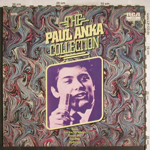 Anka,Paul: The Collection,DSC-Ed., RCA International(27489-4), D, 1975 - 2LP - H7386 - 7,50 Euro