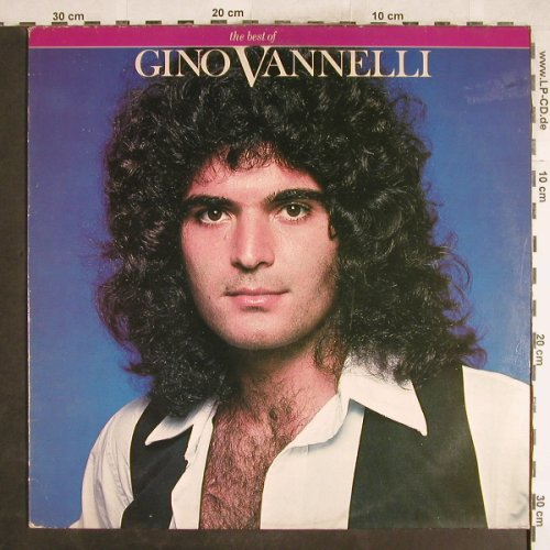 Vannelli,Gino: The Best of, AM(AMLE 69043), NL, 1980 - LP - H7389 - 5,50 Euro