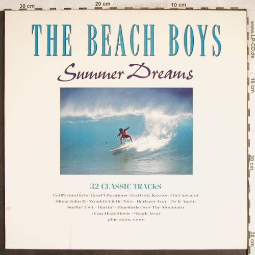 Beach Boys: Summer Dreams,Foc, Capitol(164-794620 1), D, 1990 - 2LP - H7396 - 7,50 Euro