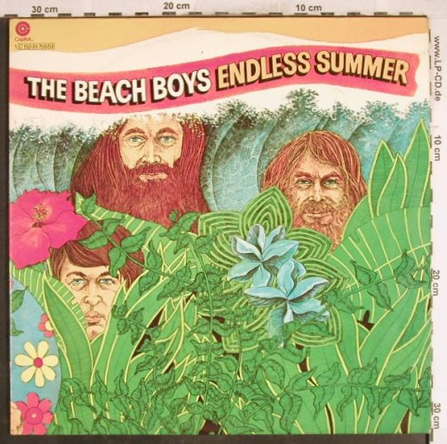 Beach Boys: Endless Summer,Foc, Capitol(C 152-81 758), D,  - 2LP - H7410 - 7,50 Euro