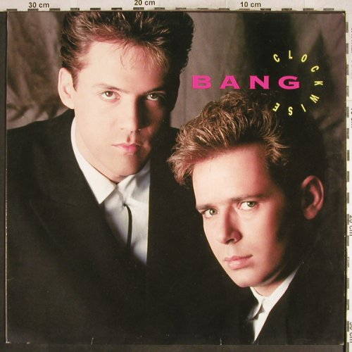 Bang: Clockwise, Ariola(210 964), D, 1990 - LP - H7422 - 5,00 Euro