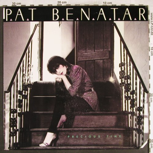 Benatar,Pat: Precious Time, Chrysalis(FV 41346), US,Co, 1981 - LP - H7489 - 6,00 Euro