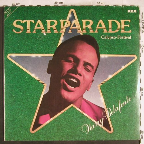 Belafonte,Harry: Starparade - Calypso Fest, Foc, RCA International(CL 43213), D, 1980 - 2LP - H7498 - 7,50 Euro
