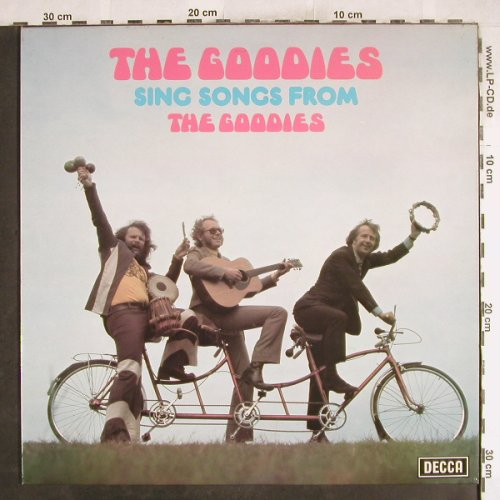 Goodies: sing songs from the, vg+/vg+,Stoc, Decca,Promo-Stol(SKL 5175), UK,  - LP - H7509 - 3,00 Euro