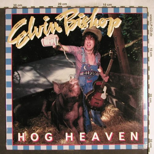 Bishop,Elvin: Hog Heaven, FS-New, Capricorn(CPN 0215), US, 1978 - LP - H7535 - 7,50 Euro