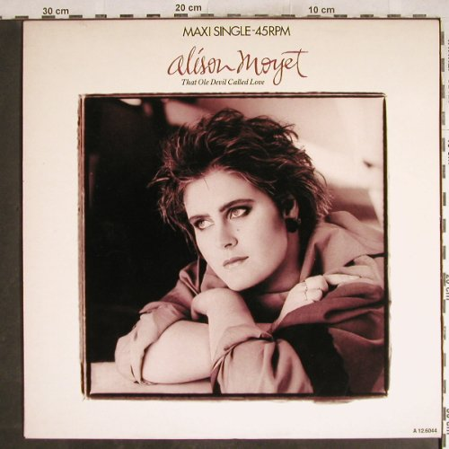 Moyet,Alison: That Ole Devil Called Love*2/Don' b, CBS(A 12.6044), NL, 1985 - 12inch - H7550 - 3,00 Euro
