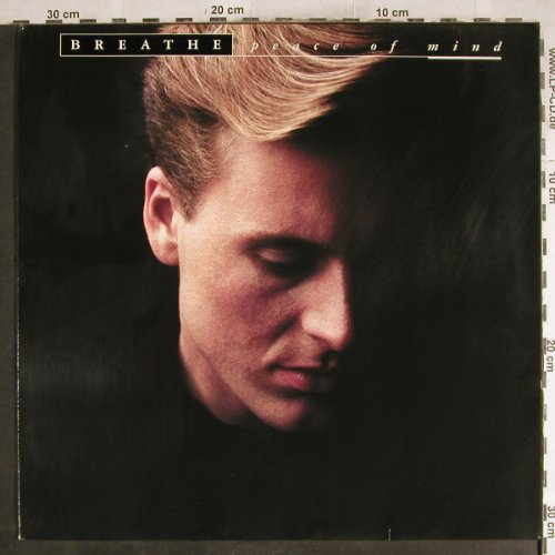 Breathe: Peace Of Mind, Siren(211 024), D, 1990 - LP - H7558 - 6,00 Euro