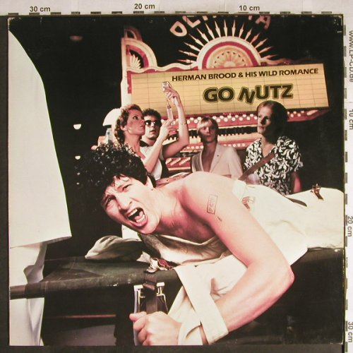 Brood,Herman & His Wild Romance: Go Nutz, Aves(INT 146.527), D, 1980 - LP - H7577 - 5,50 Euro