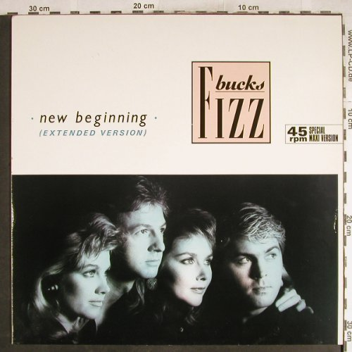 Bucks Fizz: New Beginning(ex)/In your Eyes/I ne, Polydor(885 040-1), D, 1986 - 12inch - H7604 - 1,50 Euro