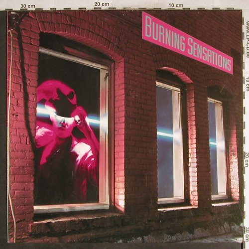 Burning Sensations: Same, Capitol(5099971230016), D, 1983 - LP - H7607 - 5,00 Euro