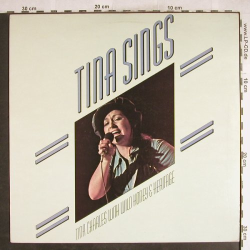 Charles,Tina: Tina Sings,with Wild Honey&Heritage, MAM(MAME 3002), UK,  - LP - H7643 - 5,00 Euro