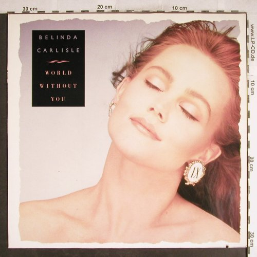 Carlisle,Belinda: World Without You*2+1, Virgin(611 719-213), D, co, 1988 - 12inch - H7645 - 1,50 Euro