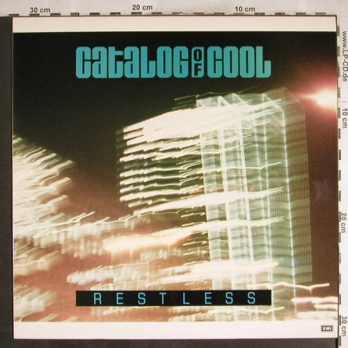 Catalog Of Cool: Restless, EMI(24 0551 1), D, 1986 - LP - H7661 - 5,00 Euro