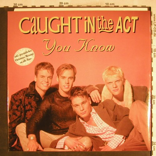 Caught In The Act: You Know*2+1, ZYX(ZYX 7986-12), D, 1995 - 12inch - H7663 - 1,00 Euro