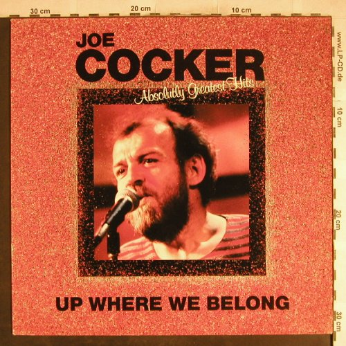 Cocker,Joe: Up Where We Belong, Telstar(HS / 1010), UK, 1986 - LP - H7737 - 4,00 Euro