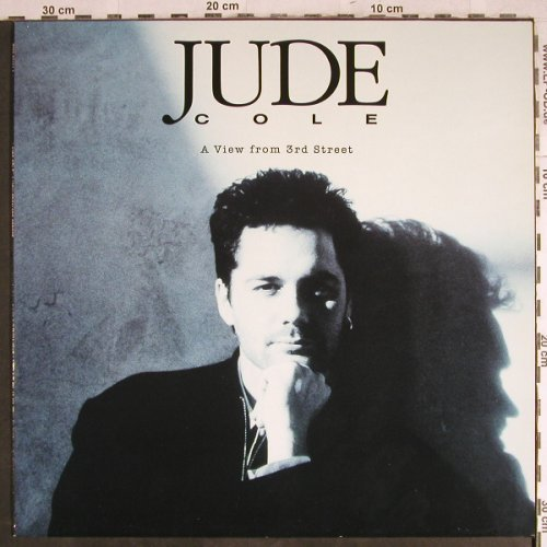 Cole,Jude: A View From 3rd Street, Reprise(7599-26164-1), D, 1990 - LP - H7771 - 6,00 Euro