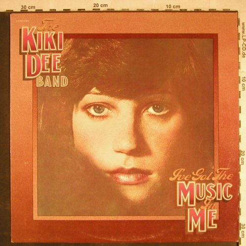 Dee,Kiki - Band: I've Got The Music In Me, Rocket(CO66 97813), F, 1974 - LP - H7846 - 5,50 Euro