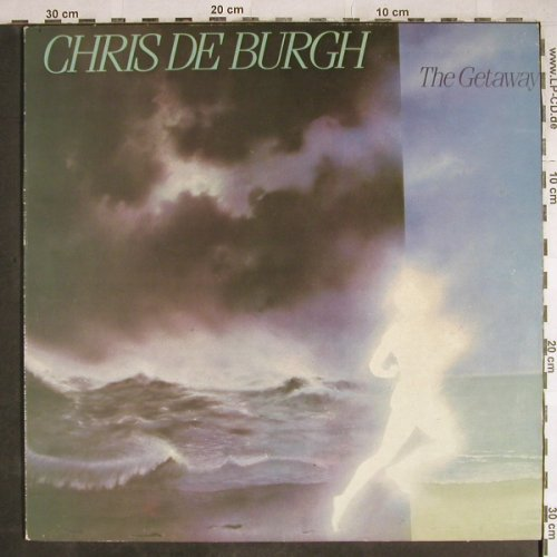 De Burgh,Chris: The Getaway, AM(LH 68549), GR, 1982 - LP - H7859 - 5,00 Euro