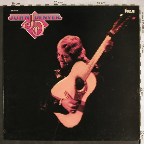 Denver,John: Same ('JD'), RCA(27 245-0), D,Club-Ed., 1979 - LP - H7924 - 4,00 Euro