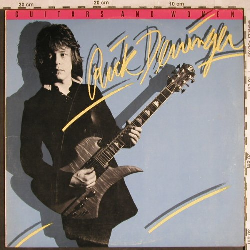 Derringer,Rick: Guitars and Women, Blue Sky(JZ 36092), US, 1979 - LP - H7927 - 5,50 Euro