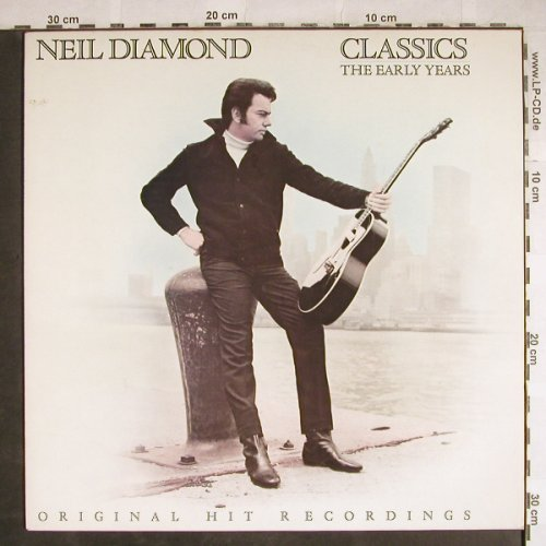 Diamond,Neil: Classics -The Early Years, CBS(CBS 25 531), NL, 1983 - LP - H7937 - 5,50 Euro
