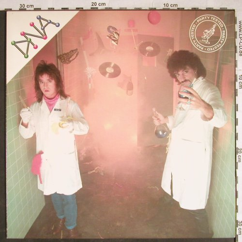 DNA: Party Tested, Boardwalk(NB-36002-1), US, 1983 - LP - H7942 - 5,50 Euro