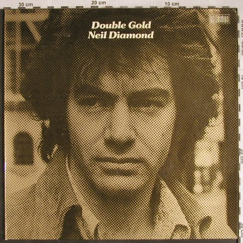 Diamond,Neil: Double Gold,Foc, Bellaphon(BLS 5521), D,  - 2LP - H7943 - 5,00 Euro
