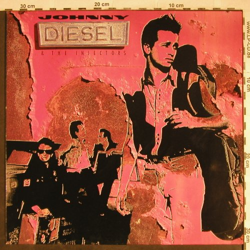 Diesel,Johnny & Injectors: Same, Chrysalis(209 776), D, 1989 - LP - H7944 - 4,00 Euro