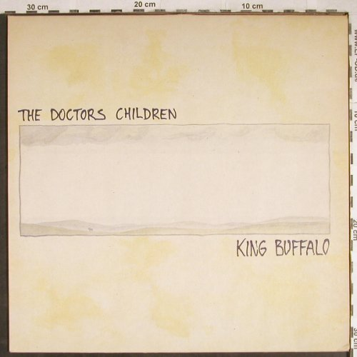 Doctor's Children: King Buffalo,white vinyl, Line(URLP 4.00322J), D, m-/vg+, 1987 - LP - H7962 - 4,00 Euro