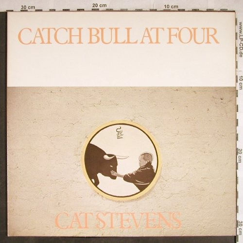 Stevens,Cat: Catch Bull At Four, Foc, Island(86 372 XOT), D, 1972 - LP - H8148 - 5,50 Euro
