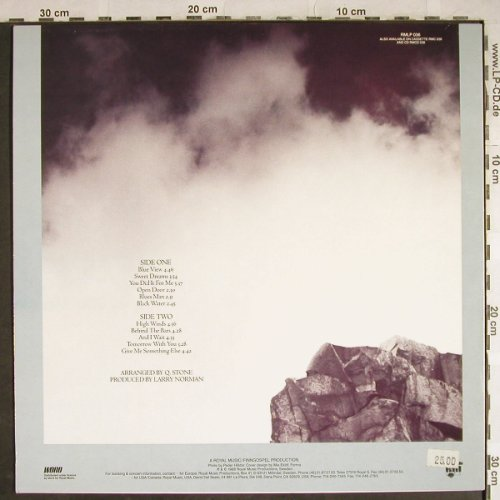Q Stone: Same, Royal Music(RMLP 036), UK, 1988 - LP - H8229 - 7,50 Euro