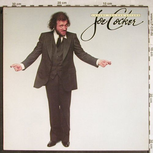 Cocker,Joe: Luxury You Can Afford, Asylum(AS 53087), D, 1978 - LP - H8350 - 5,00 Euro