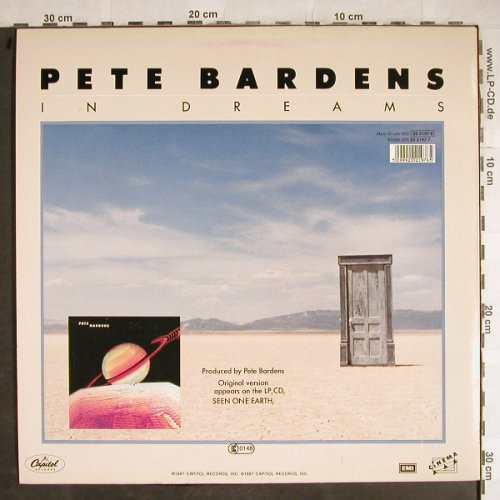 Bardens,Pete: In Dreams+2, Capitol(20 2197 6), EEC, 1987 - 12inch - H8356 - 3,00 Euro