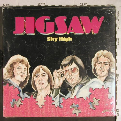 Jigsaw: Sky High, FS-New, Splash(17 292649), D, 1976 - LP - H835 - 9,00 Euro