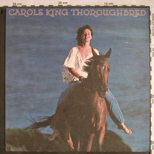 King,Carole: Thoroughbred, ODE Rec.Inc.(ODE SP -77034), US, 1975 - LP - H8424 - 7,50 Euro
