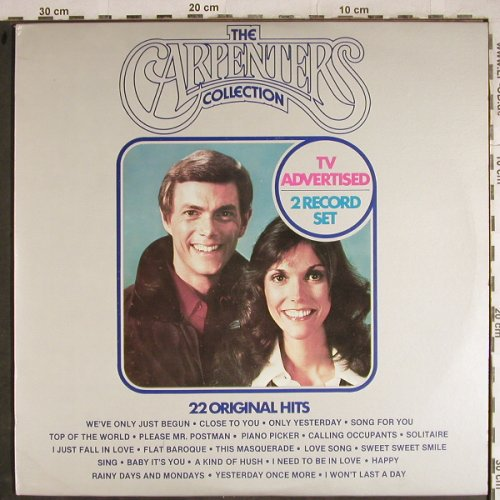 Carpenters: The Carpenters Collection, Precision(TVLP 78041), CDN, 1978 - 2LP - H8477 - 6,00 Euro
