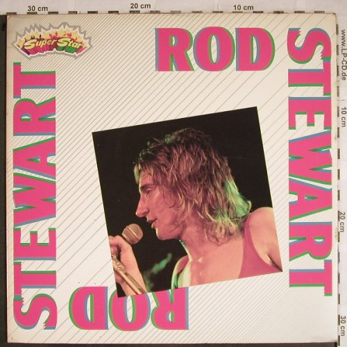 Stewart,Rod: Same, Foc, Booklet, Super Star(SU-1019), I,  - LP - H8520 - 5,00 Euro